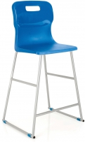 Titan Stool with Back