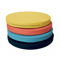 pebble pads recoloured yellow