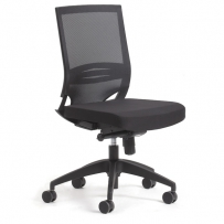 Flow mesh gaslift chair