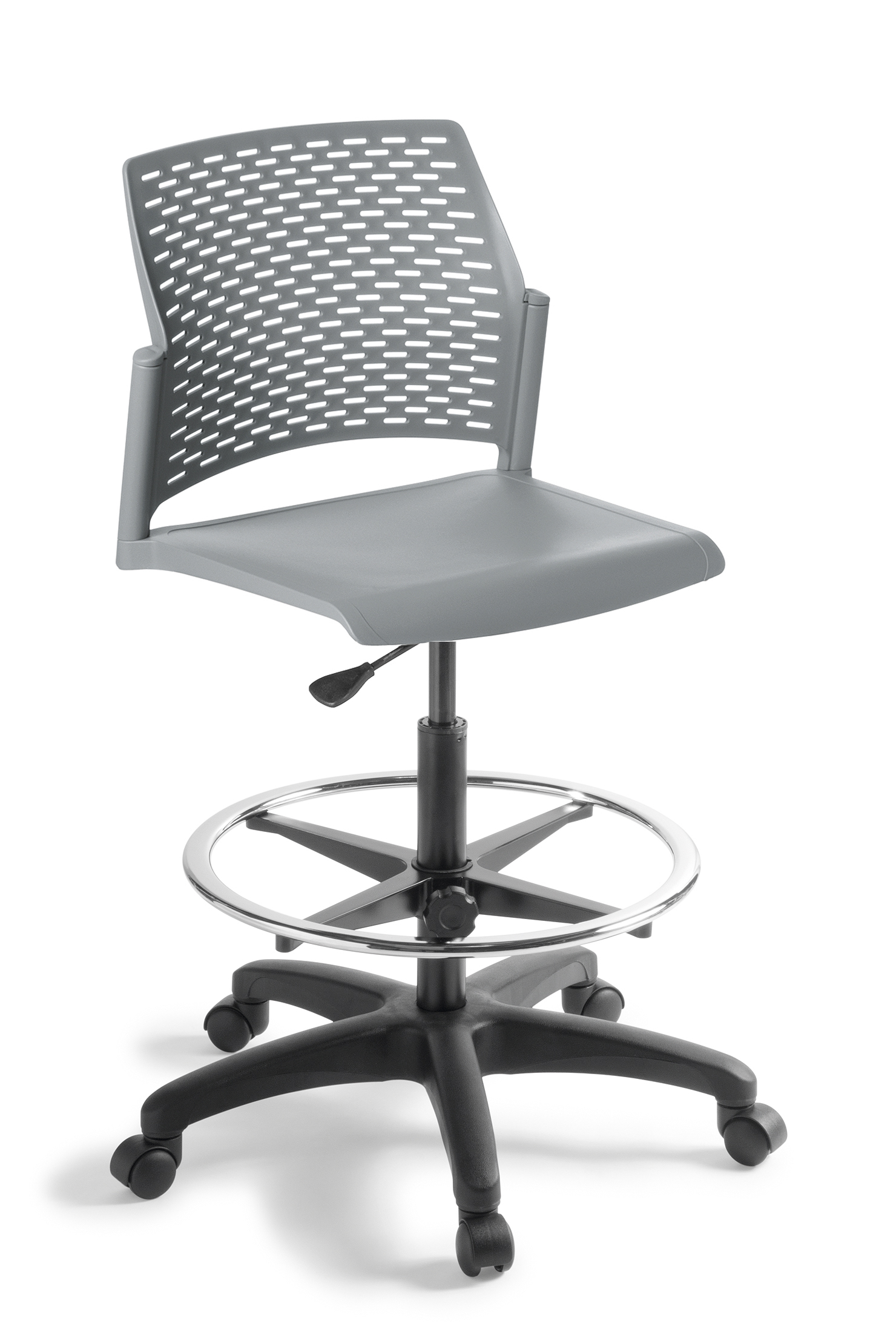 Punch Cafe Visitor Chair Distinction Furniture
