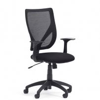 Flex mesh gaslift chair