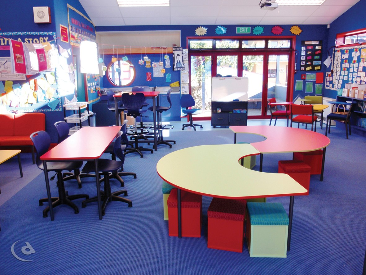 Innovative Learning Environments Distinction Furniture
