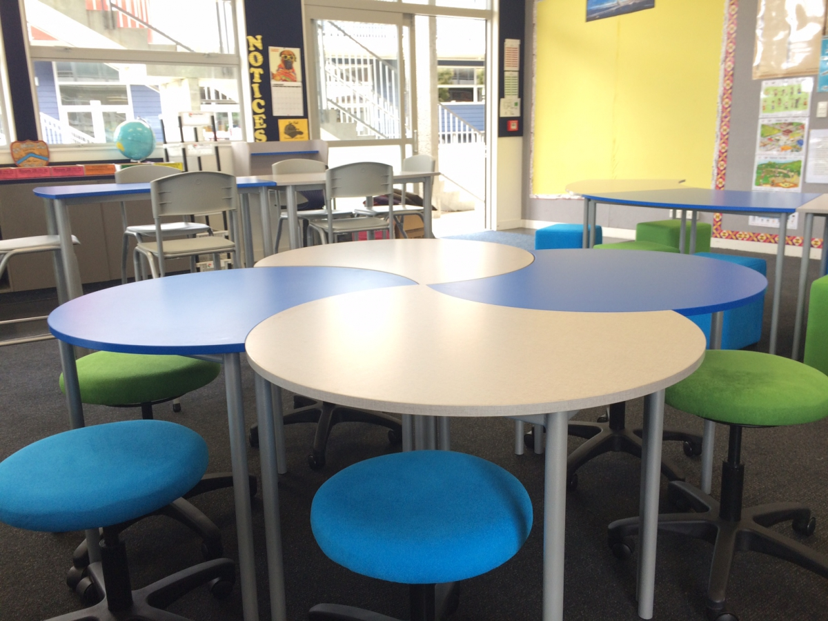Innovative Classroom Desks ~ Innovative learning environments distinction furniture